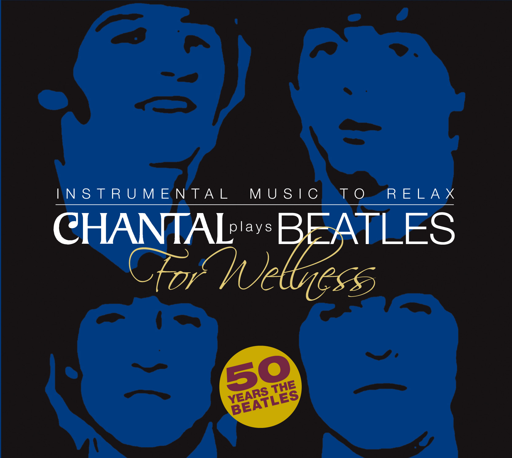 Neue CD: Chantal plays Beatles – Instrumental Music To Relax