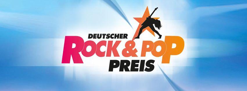 Nominierung für den Deutschen Rock & Pop Preis 2013