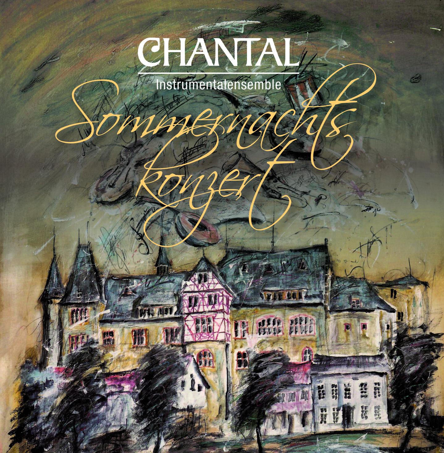 """Neue CD """"Sommernachtskonzert"""""""