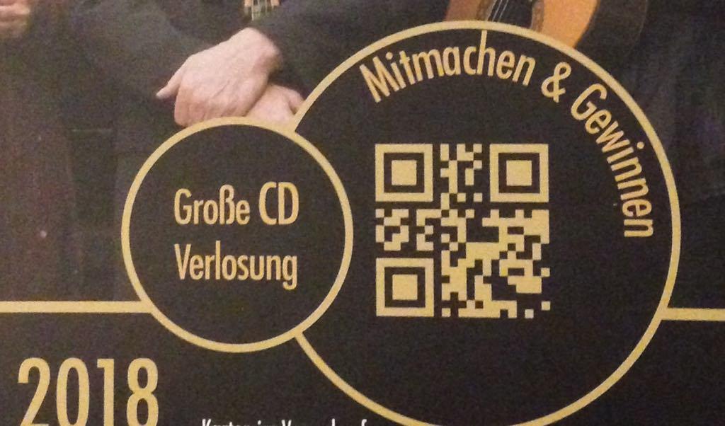 Große CD Verlosung im Mai